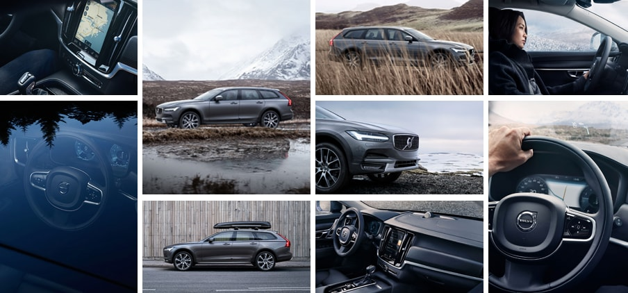VolvoV90 Cross Country Lease in NYC