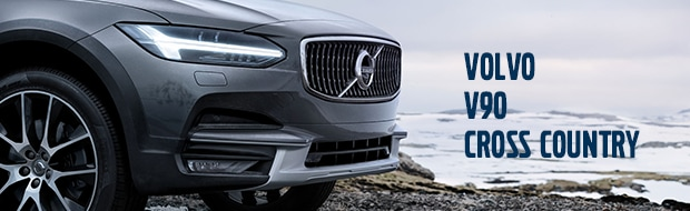 Discover the all new Volvo V90 Cross Country AWD