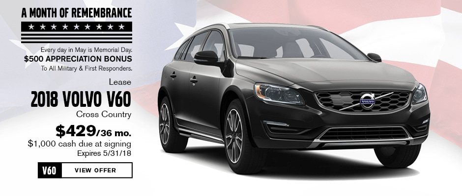 VOLVO V90 Cross Country Lease in NYC
