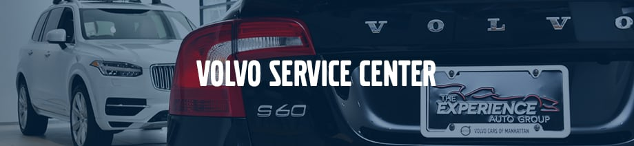 Volvo Service in NYC