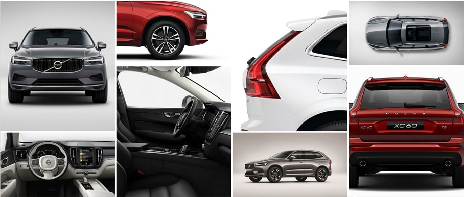 Volvo XC60 Lease in NYC