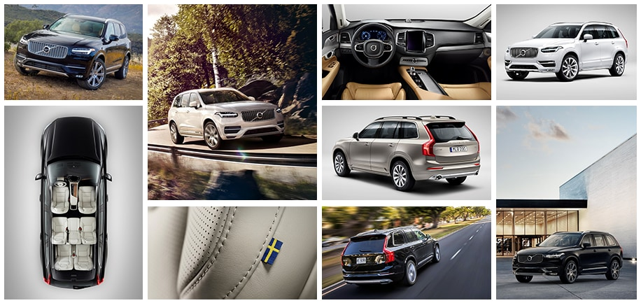 VolvoXC90 AWD Lease in NYC