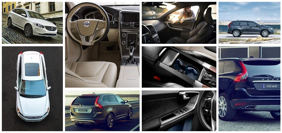 Volvo XC60 Premier Lease in NYC
