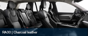 Volvo XC90 Charcoal Leather