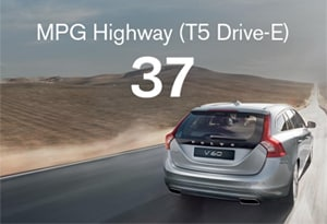 Volvo V60 MPG in NYC