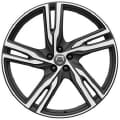 Volvo XC90 R Design 22 in 6 Double Spoke Rim