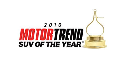 Volvo XC90 is Motor Trend's SUV of the Year