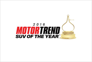 Volvo XC90 2016 MotorTrend's SUV of the Year