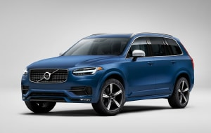 Volvo XC90 R Design in NYC