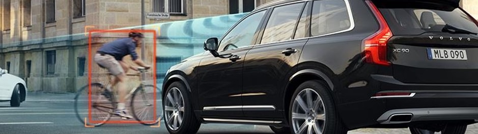 Volvo XC90 Safety features in Manhattan NY