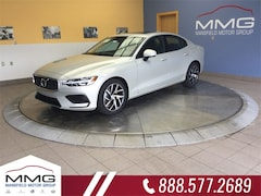 New 2019 Volvo S60 T6 Momentum Sedan for sale in Mansfield, OH