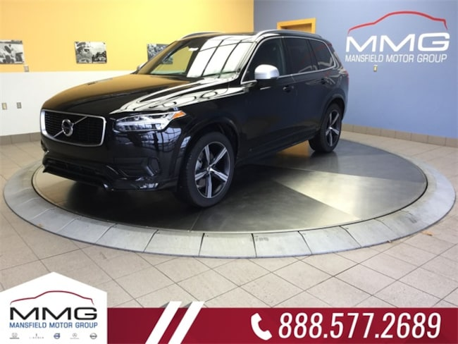 New 2019 Volvo XC90 T6 R-Design SUV for sale in Mansfield, OH