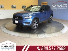 New 2019 Volvo XC40 T5 R-Design SUV for sale in Mansfield, OH