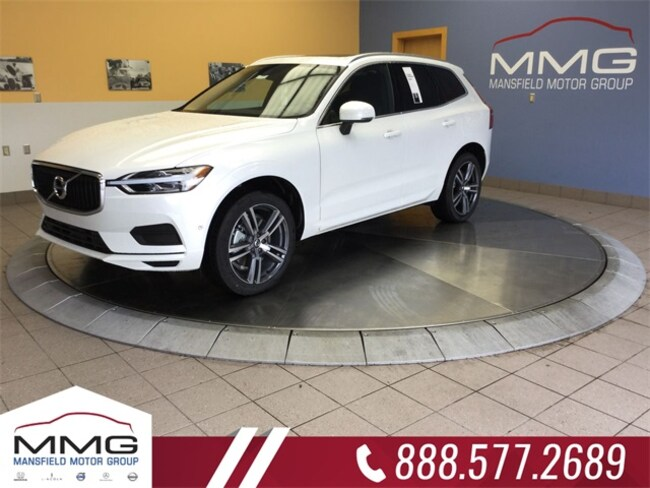 New 2019 Volvo XC60 T6 Momentum SUV for sale in Mansfield, OH