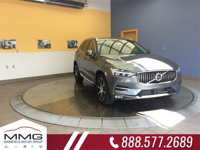 New 2018 Volvo XC60 T6 AWD Inscription SUV for sale in Mansfield, OH