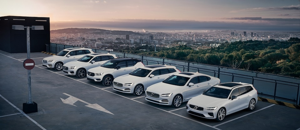 2019 Volvo Lineup