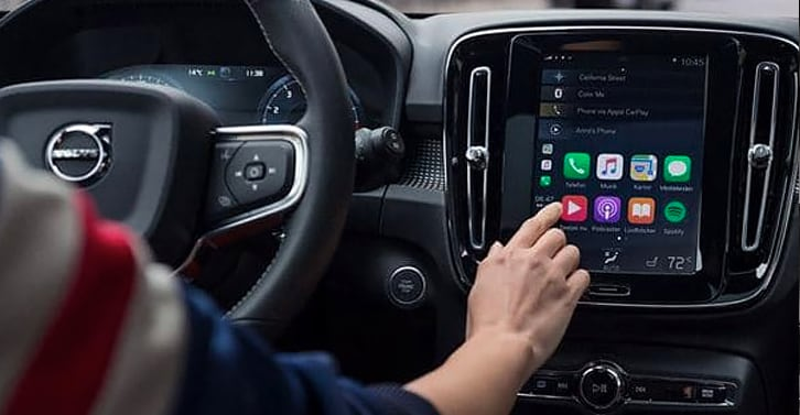 2020 Volvo XC40 Touchscreen