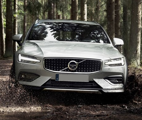 2020 V60 Cross Country Ground Clearance