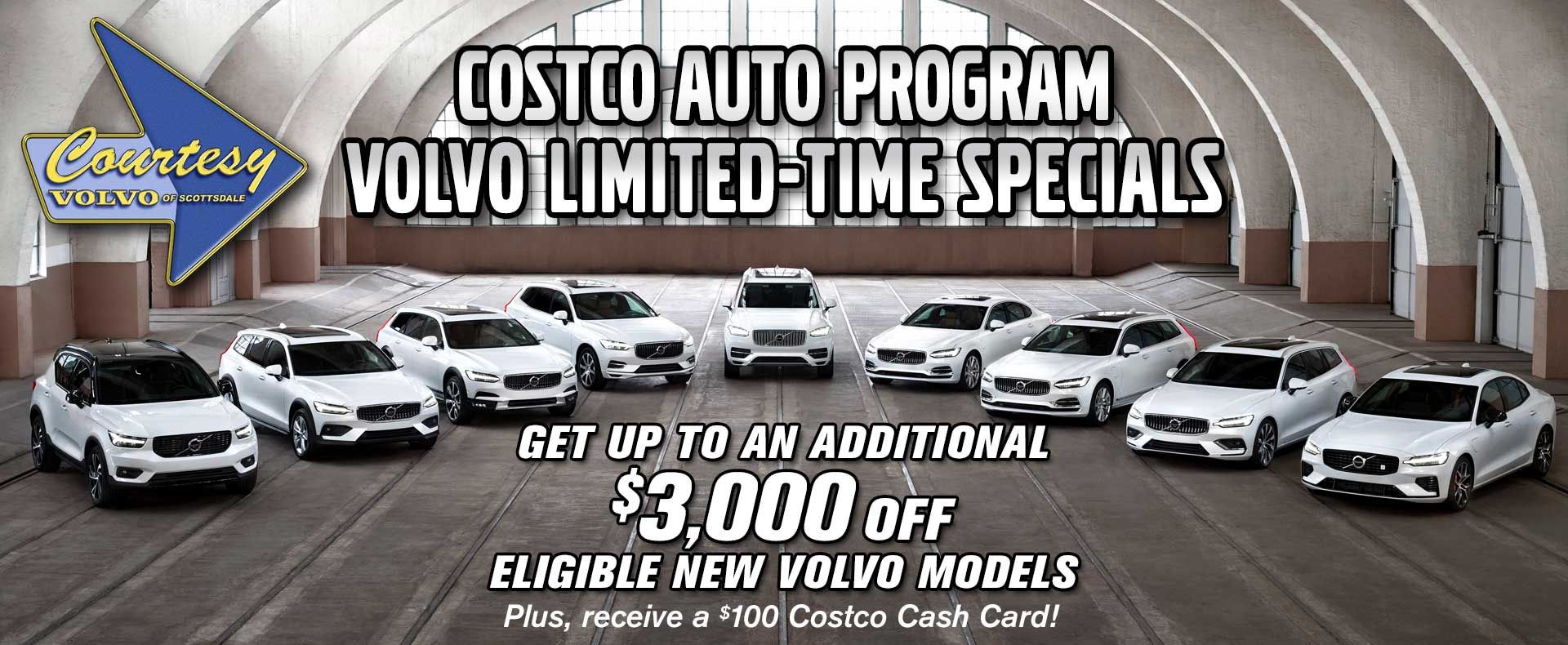 Costco Auto Program >> The Costco Volvo Promotion Launches For Limited Time