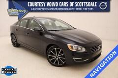 Used Vehicles for sale 2016 Volvo S60 T5 Drive-E Premier Sedan in Scottsdale, AZ