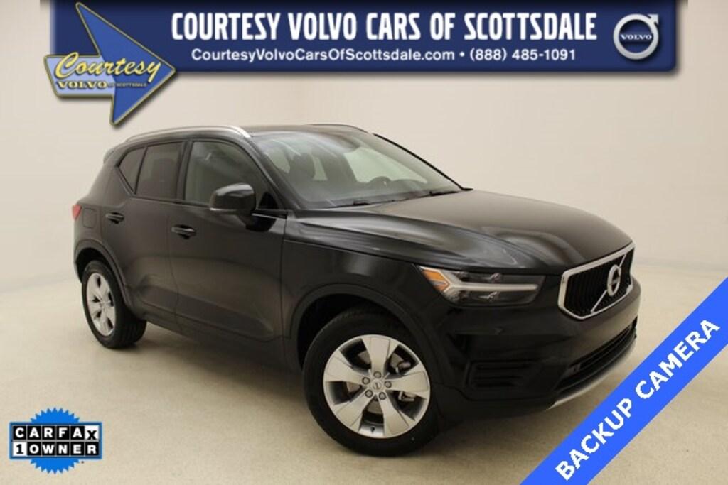 Used 2019 Volvo Xc40 For Sale In Scottsdale Az Courtesy Volvo Cars