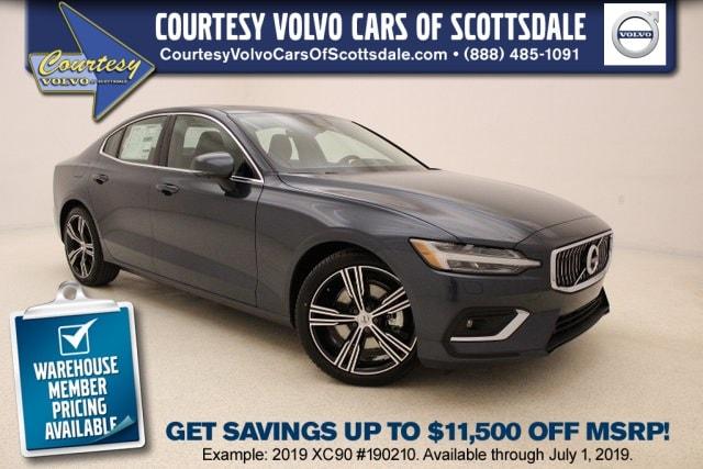 2019 Volvo S60 T5 Inscription Sedan for Sale in Scottsdale AZ