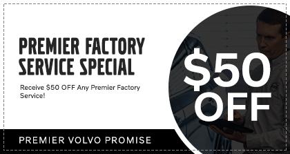 Premier Factory Service Special
