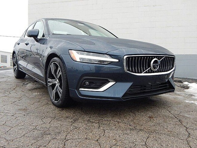 New 2019 Volvo S60 T5 Inscription Sedan For Sale/Lease Overland Park, KS