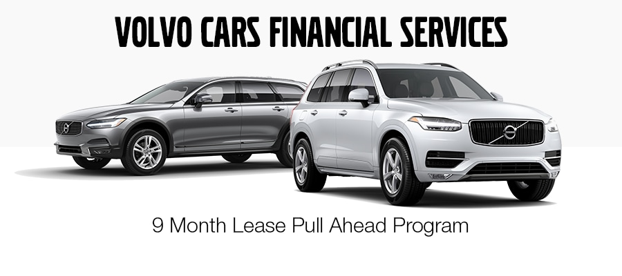 Volvo Lease Pull Ahead Program In Overland Park, KS