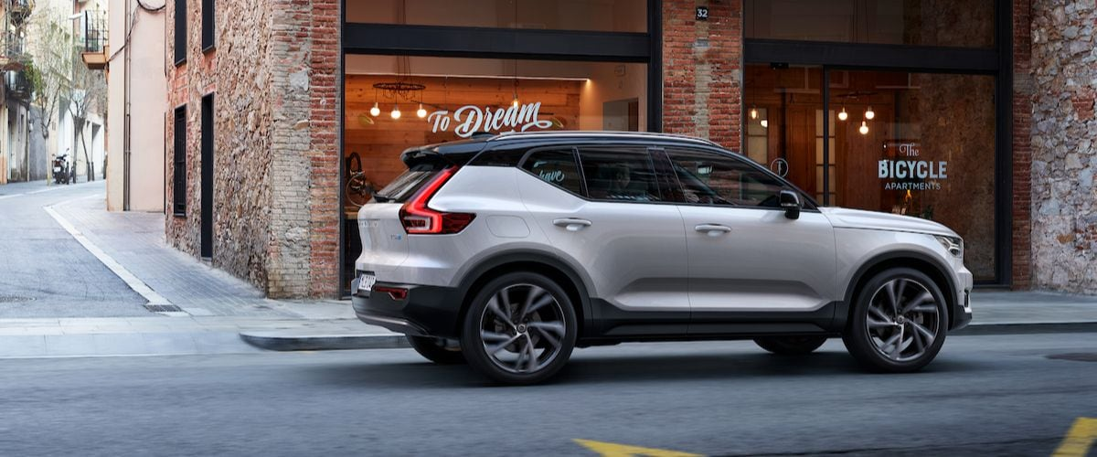 New Volvo XC40 in Overland Park