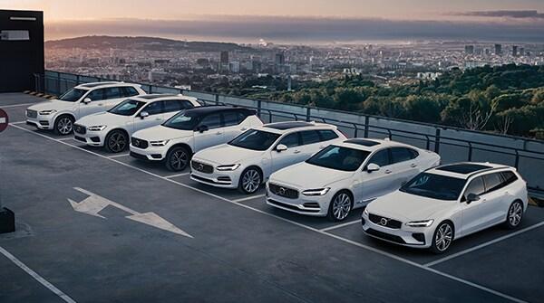 Volvo Hybrid Technology