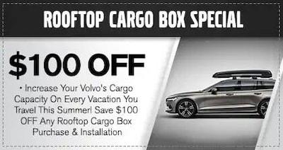 Rooftop Cargo Box Special