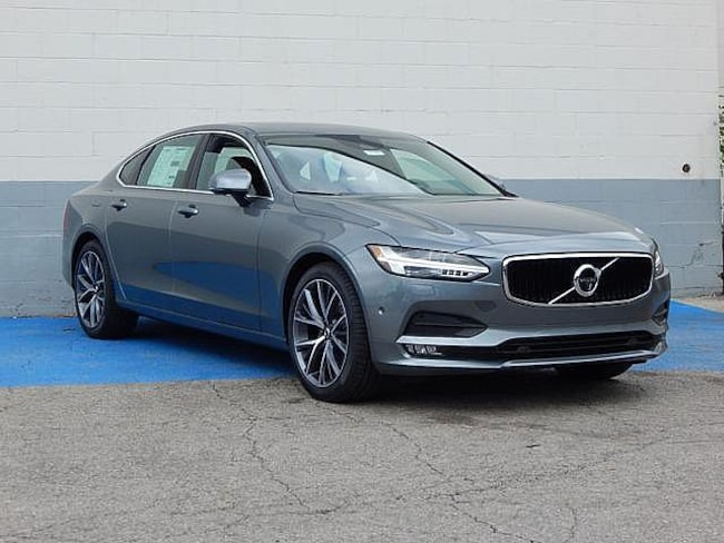 New 2018 Volvo S90 T5 AWD Momentum Sedan For Sale/Lease Overland Park, KS