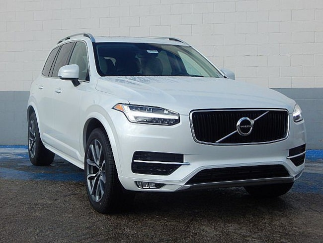 New 2019 Volvo XC90 T5 Momentum SUV For Sale/Lease Overland Park, KS