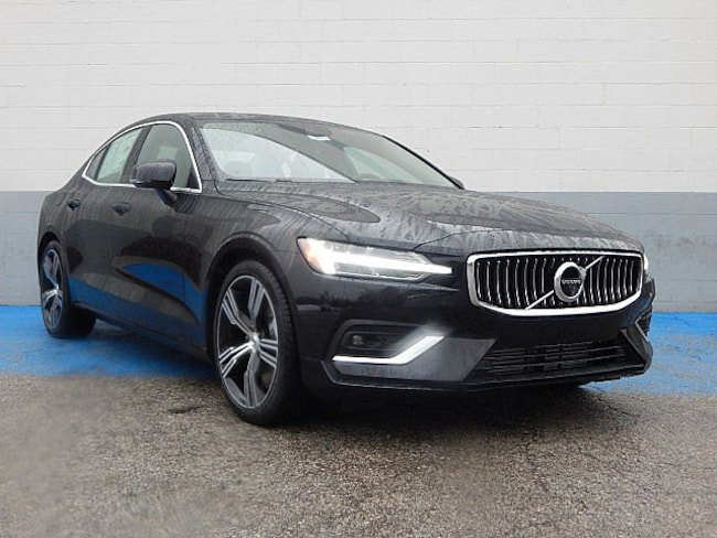 New 2019 Volvo S60 T6 Inscription Sedan For Sale/Lease Overland Park, KS