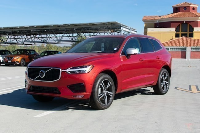 New 2019 Volvo XC60 T5 R-Design SUV for sale or lease in for sale in Cathedral City, CA
