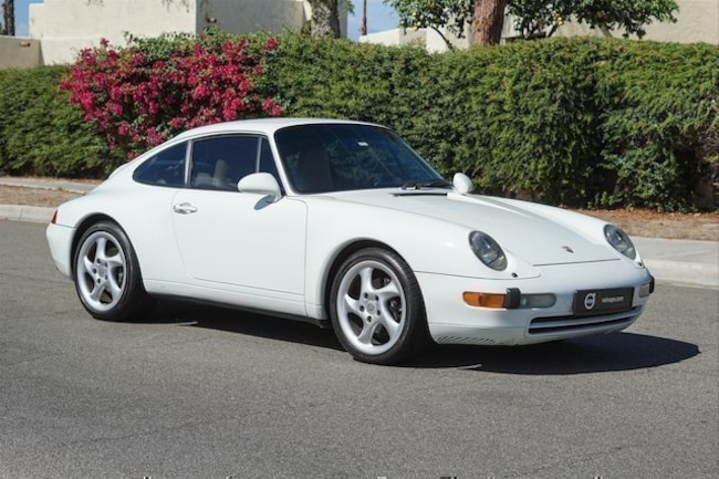 Used 1995 Porsche 911 Carrera Coupe for sale in Cathedral City, CA