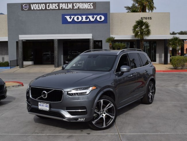 New 2018 Volvo XC90 T6 AWD Momentum (7 Passenger) SUV for sale or lease in for sale in Cathedral City, CA