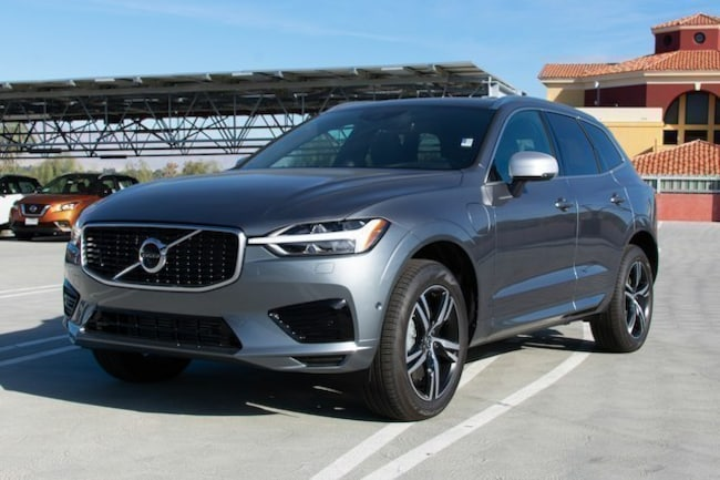 New 2019 Volvo XC60 Hybrid T8 R-Design SUV for sale or lease in for sale in Cathedral City, CA