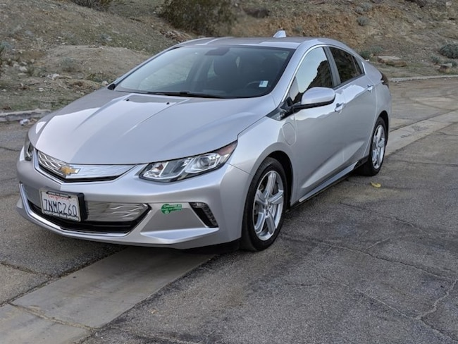 Used 2016 Chevrolet Volt LT Hatchback for sale in Cathedral City, CA