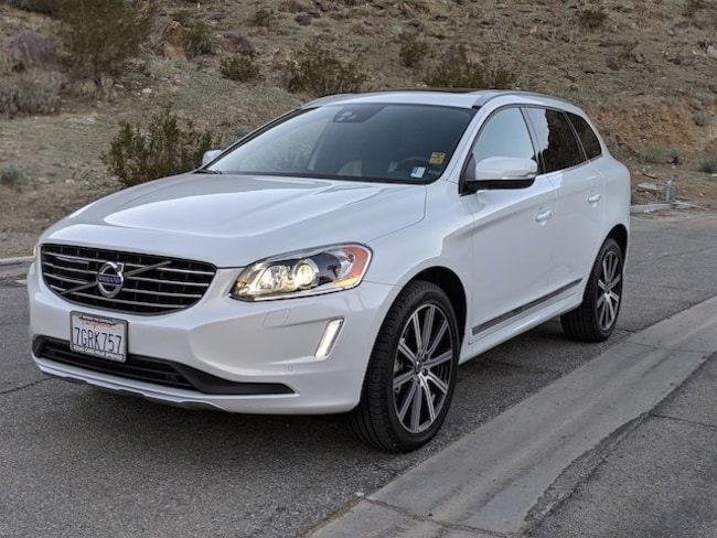 Used 2015 Volvo XC60 T6 Platinum Drive-E (2015.5) SUV for sale in Cathedral City, CA