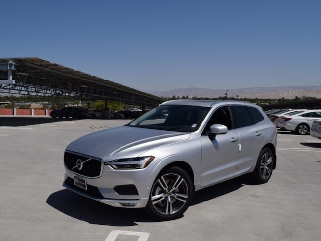 New 2018 Volvo XC60 T6 AWD Momentum SUV for sale or lease in for sale in Cathedral City, CA