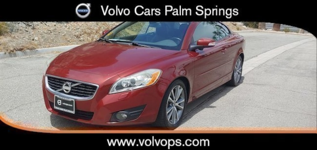 Used 2011 Volvo C70 T5 Convertible for sale in Cathedral City, CA