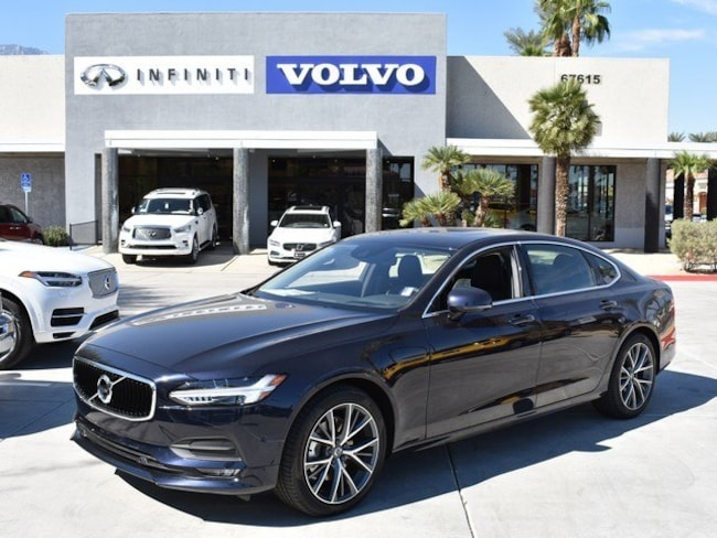 New 2019 Volvo S90 T5 Momentum Sedan for sale or lease in for sale in Cathedral City, CA