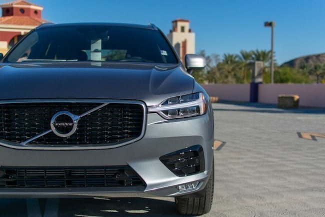 New 2019 Volvo XC60 T6 R-Design SUV for sale or lease in for sale in Cathedral City, CA