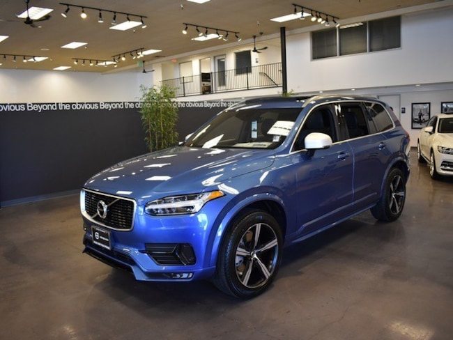 New 2019 Volvo XC90 T5 R-Design SUV for sale or lease in for sale in Cathedral City, CA