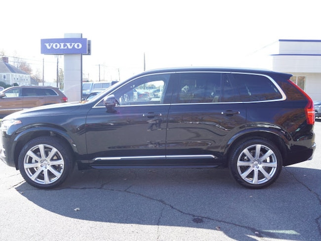 New 2018 Volvo XC90 For Sale at Volvo Cars Pioneer Valley | VIN