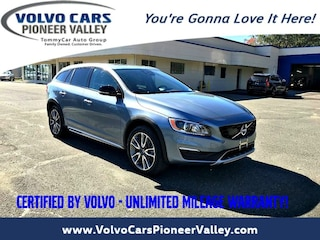 Used 2017 Volvo V60 Cross Country Platinum Wagon For Sale In Hadley, MA