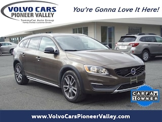 Used 2015 Volvo V60 Cross Country T5 Wagon For Sale In Hadley, MA