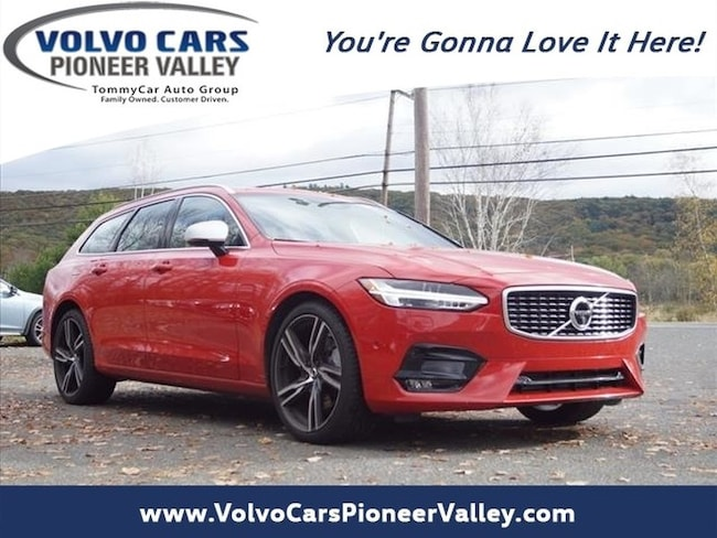 2018 Volvo V90 R-Design Wagon